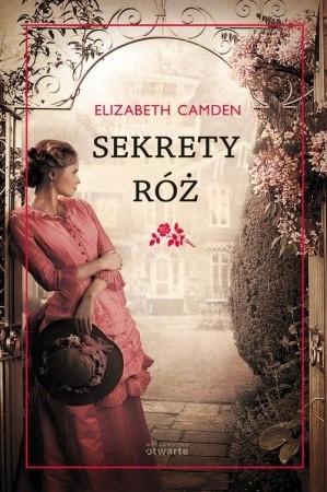 Okładka książki Sekrety róż
