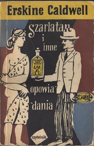 Okładka książki Szarlatan i inne opowiadania