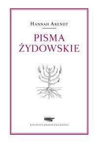 Okładka książki Pisma żydowskie
