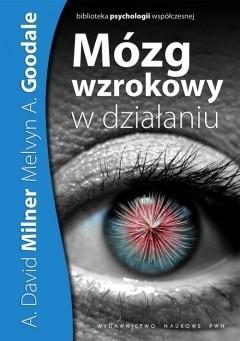 Okładka książki Mózg wzrokowy w działaniu