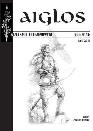 Okładka książki Aiglos, nr 16/lato 2011