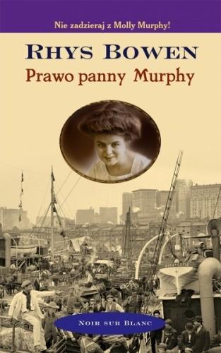 Okładka książki Prawo panny Murphy