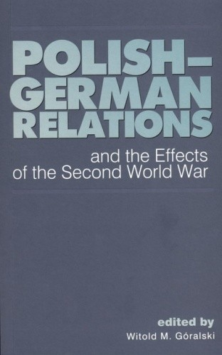 Okładka książki Polish-German Relations and the Effects of the Second World War