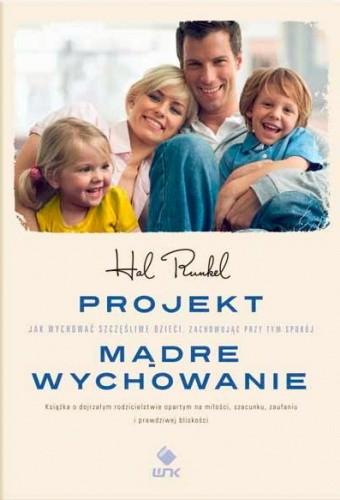 Okładka książki Projekt Mądre Wychowanie