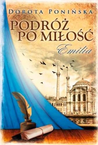 Okładka książki Emilia