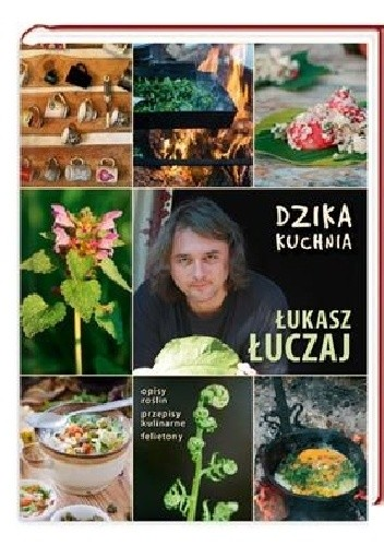 Okładka książki Dzika kuchnia