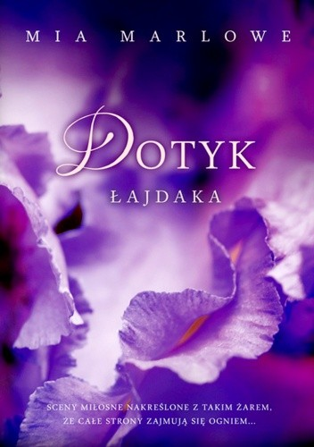 Okładka książki Dotyk łajdaka