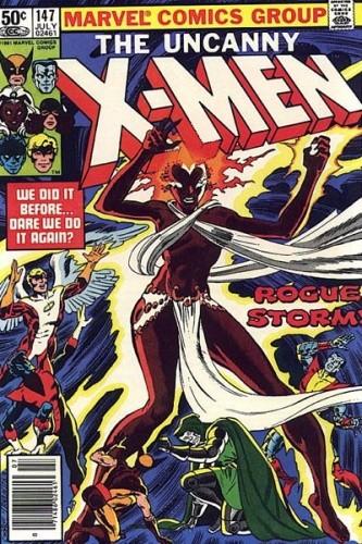 Okładka książki Uncanny X-Men Vol 1 #147