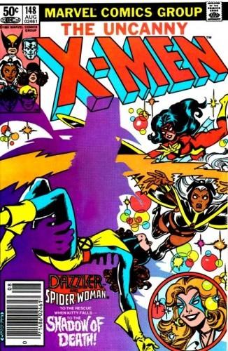 Okładka książki Uncanny X-Men Vol 1 #148