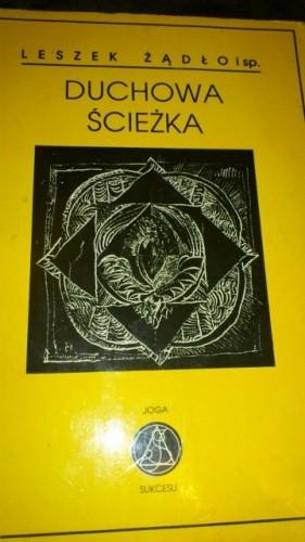 Okładka książki Duchowa ścieżka