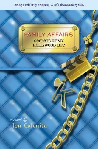 Okładka książki Family Affairs