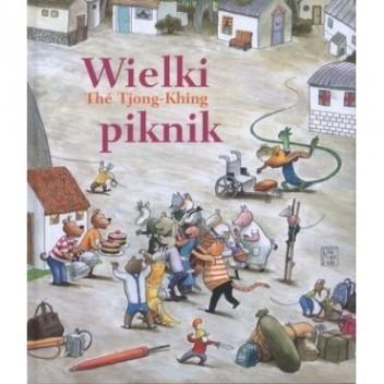 Okładka książki Wielki piknik