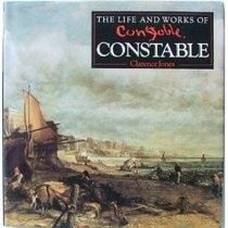 Okładka książki Życie i twórczość Constable