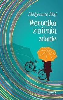 Okładka książki Weronika zmienia zdanie
