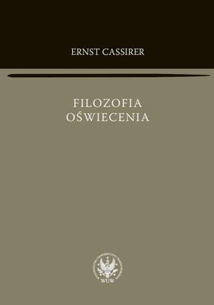 Okładka książki Filozofia Oświecenia