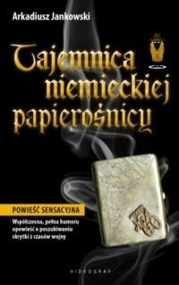 Okładka książki Tajemnica niemieckiej papierośnicy