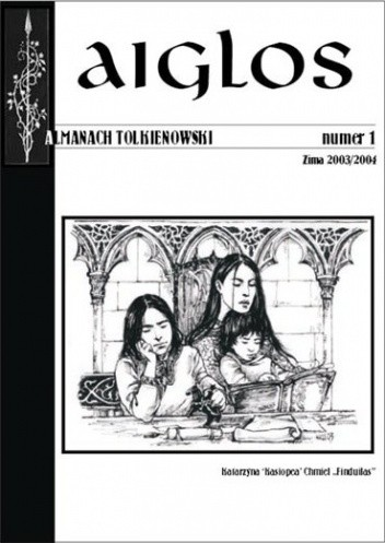 Okładka książki Aiglos, nr 1/zima 2003/2004