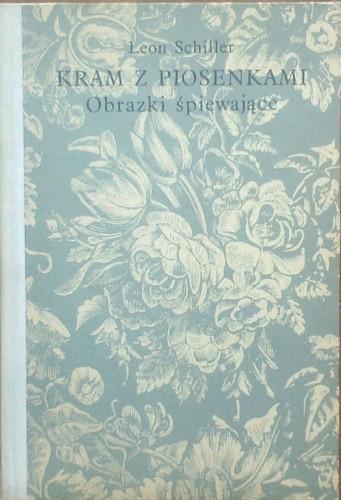 Okładka książki Kram z piosenkami Obrazki śpiewające