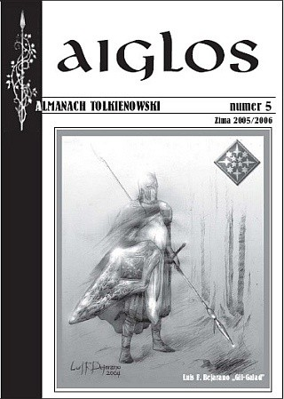 Okładka książki Aiglos, nr 5 / zima 2005/2006