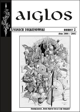 Okładka książki Aiglos, nr 7/zima 2006/2007