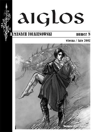 Okładka książki Aiglos, nr 8/wiosna/lato 2007