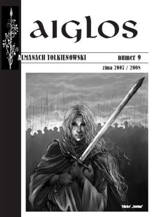 Okładka książki Aiglos, nr 9/zima 2007/2008