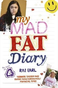 Okładka książki My Mad, Fat  Diary