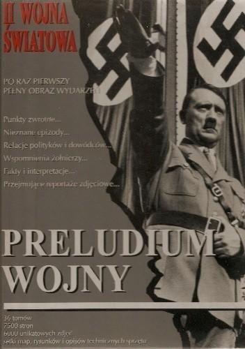 Okładka książki Preludium Wojny