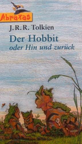 Okładka książki Der Hobbit oder Hin und zurück