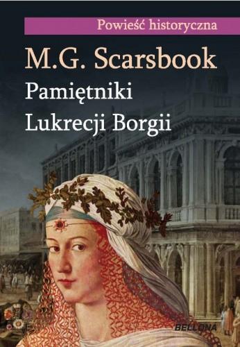 Okładka książki Pamiętniki Lukrecji Borgii