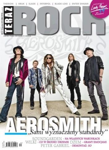 Okładka książki Teraz Rock, nr 12 (118) / 2012