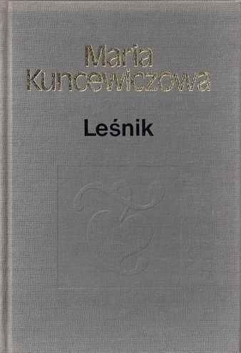 Okładka książki Leśnik