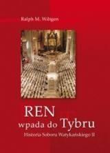 Okładka książki Ren wpada do Tybru. Historia Soboru Watykańskiego II