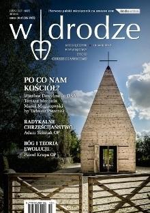 Okładka książki W drodze 2012/10