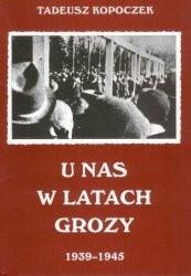 Okładka książki U nas w latach grozy 1939-1945