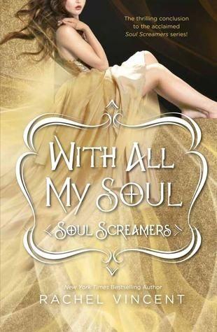 Okładka książki With All My Soul