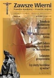 Okładka książki Zawsze wierni, marzec-kwiecień 2000