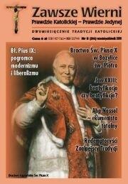Okładka książki Zawsze wierni, wrzesień-październik 2000