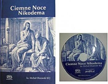 Okładka książki Ciemne Noce Nikodema