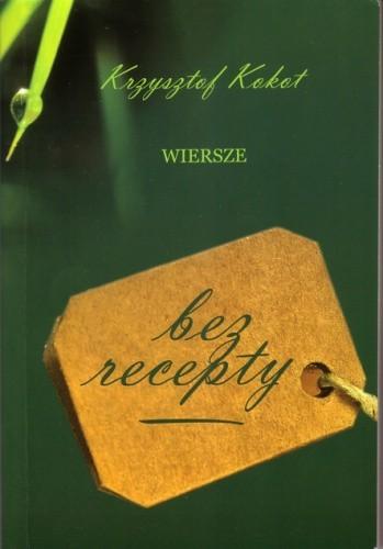 Okładka książki Bez recepty