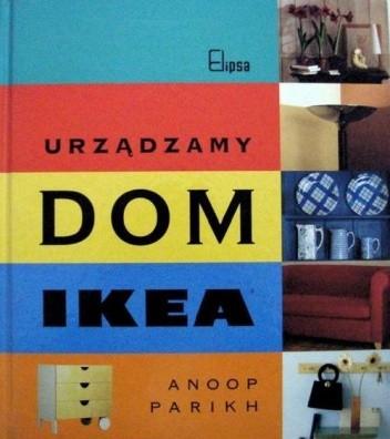 Okładka książki Urządzamy dom IKEA