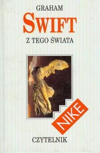 Okładka książki Z tego świata