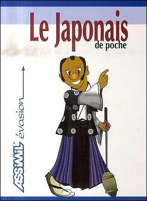 Okładka książki Le japonais de poche
