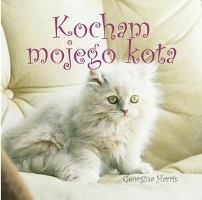 Okładka książki Kocham mojego kota