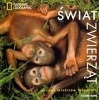 Okładka książki Świat zwierząt oczami mistrzów fotografii