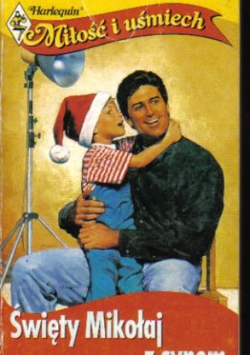Okładka książki Święty Mikołaj z synem