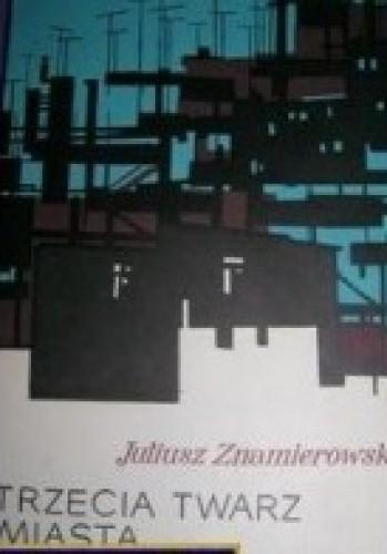 Okładka książki Trzecia twarz miasta