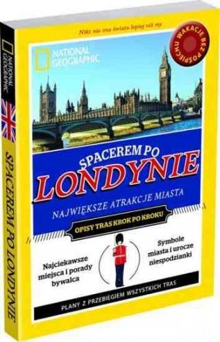 Okładka książki Spacerem po Londynie