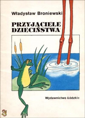 Okładka książki Przyjaciele dzieciństwa