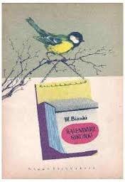 Okładka książki Kalendarz sikorki